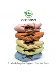 EcoPosh Newborn Cloth Diaper